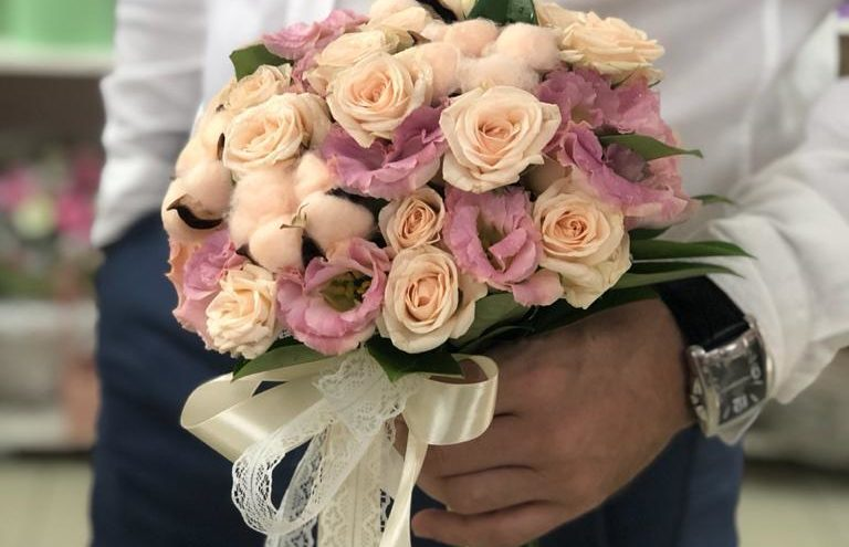 Букеты Невестам